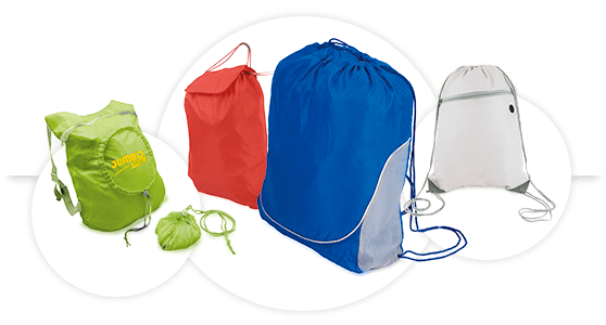 Bolsas mochila