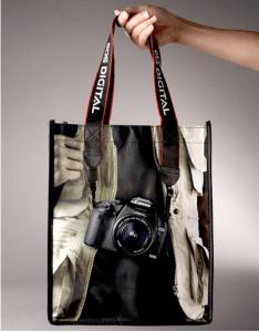 Bolsa cámara fotográfica