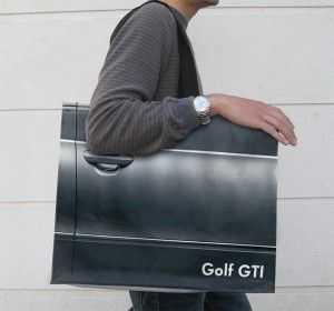 Bolsa Golf GTI
