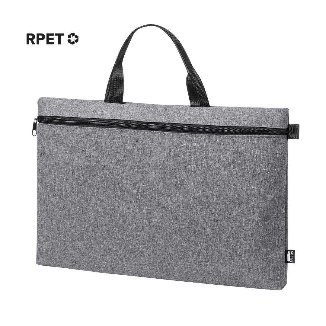 Portadocumentos personalizado en RPET reciclado